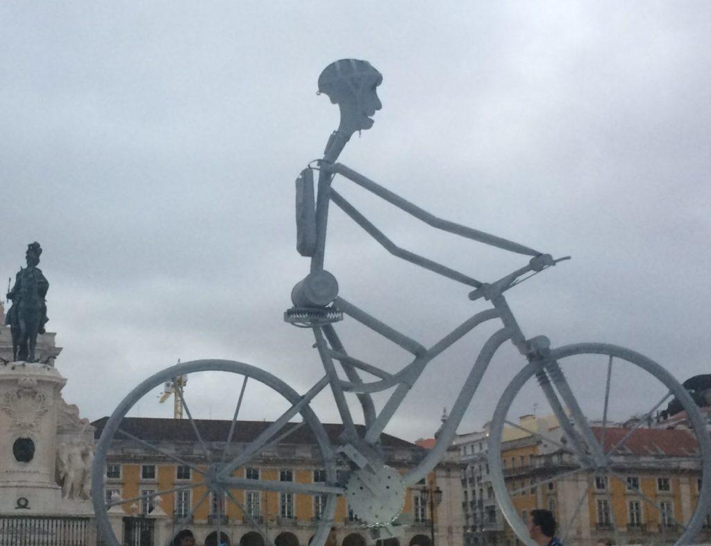Ciclista Lisboa